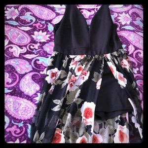Long (shorts) dress